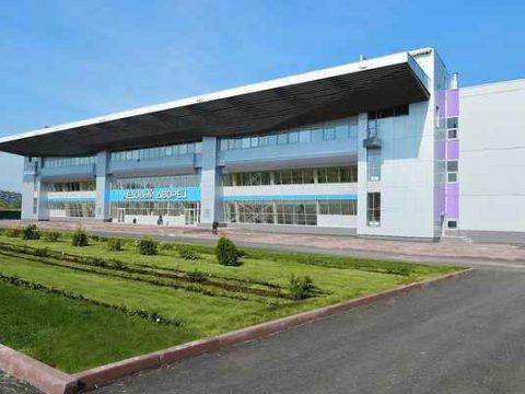 Ледовый дворец Ленинск-Кузнецкий
