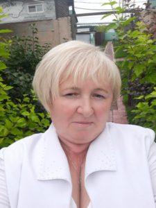 Дмитриева Алла Владимировна