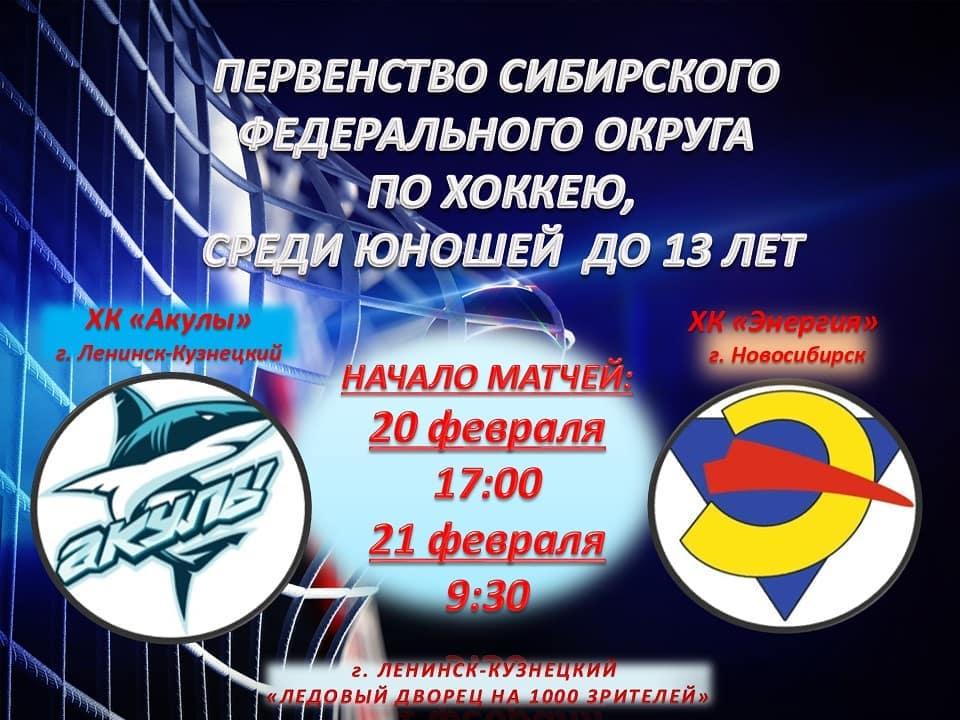 Хоккей, 20-21 февраля