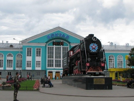 В каком городе Кузбасса это место?