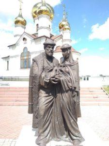 Кому стоит памятник в Ленинске-Кузнецком?